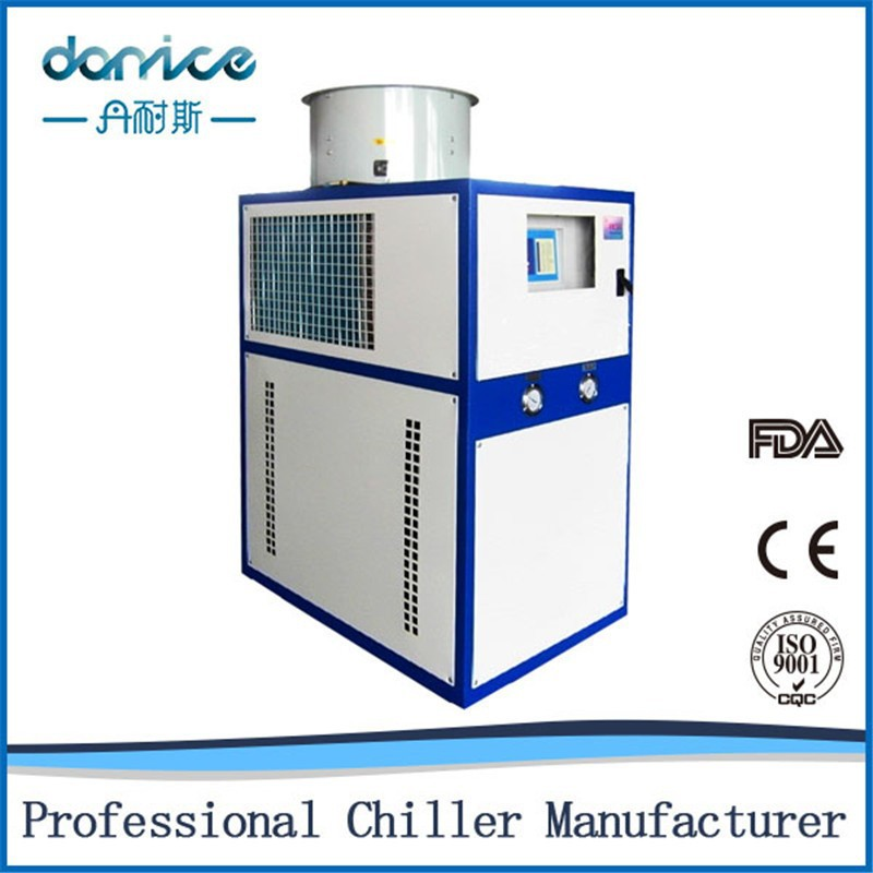 High Efficiency CE R22 Refrigerant Explosion-proof Water Chiller for Oil Field