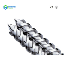 Sinohs JZ Series Screw Barrel for Plastic Extruder Machine