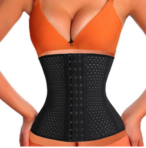 Full open body girl image colombian best latex waist cincher corset waist trainers