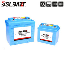 customized lithium ion li-ion battery 12.8v 12V 33ah 75ah lifepo4 battery pack