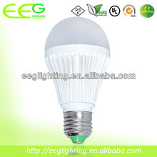 7w e17 white led bulb light/7w led bulb/IP65, dimmable range 5%-100%, 700lm, CRI>80, 3 years warranty
