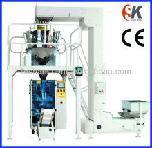 SK-220DT potato chips roasted seeds packing machine
