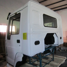 China truck cabin / Double tractor truck cab with air conditioner