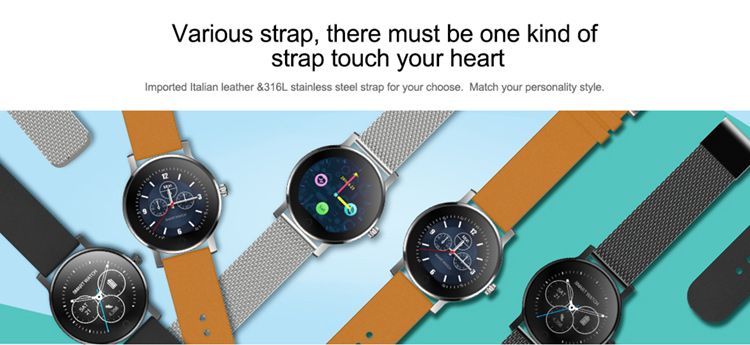 Smart Watch Heart Rate