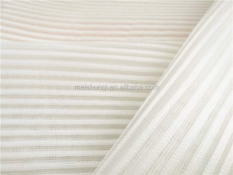 china alibaba 100% polyester mesh fabric for waist pillow, 3d air mesh fabric for white spa bath pillow with suction cup
