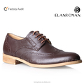 BORONG Suitable For Ergonomics's Italian Handmade Top Calfskin Classic Oxfords Shoes Business Dress Shoes Blake Stitch Marriage