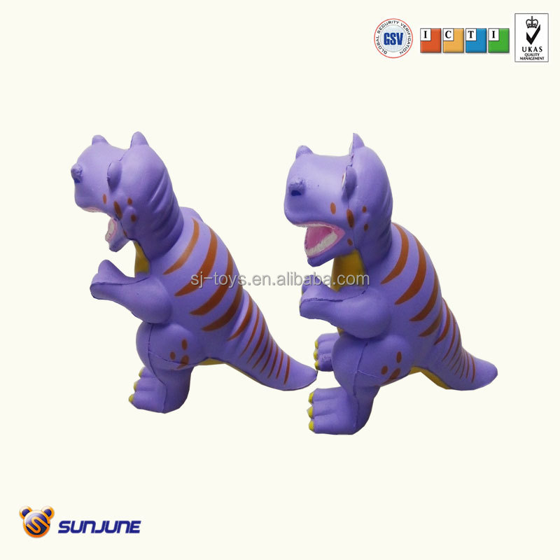 Soft pu stress toy for kids