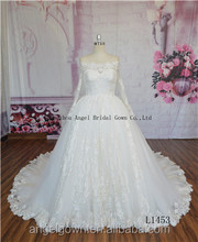 Queenly Purely manual butterfly originality white and red wedding dress