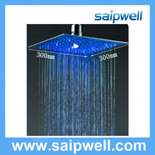 Hot Sale New Arrival LED Shower Head Flash in Different Color SP Series