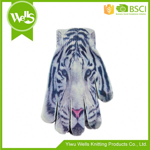 New product trendy style hipora thinsulate winter gloves from manufacturer