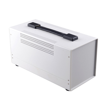Metal powder coating housing pcb case junction box electronics enclosures
