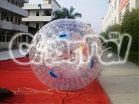 Giant Inflatable Human-sized Hamster Balls Inflatable Human Body Zorb Ball for Sale