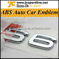 ABS Car Auto Emblem ,S6 Logo/Badge For Audi