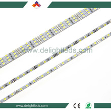 narrow led rigid strip 4mm width 3528 rigid led strip light