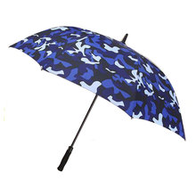 Super Windproof Fiberglass Subway Golf Promotional UV Protection Umbrella