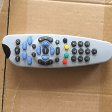 Cheap TATA remote control for India white color new ABS quality