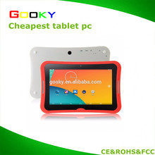 "Orange 7"" Smart PC Tablet Android with lots of apps for Kids Children"