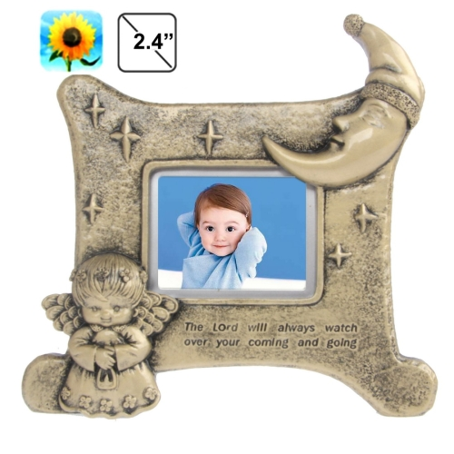 Hot sale children gift 2.4 inch Digital TFT mini digital Photo Frame in stock with factory price