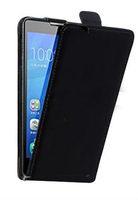 Leather Flip Case for Huawei Honor 3C, For Huawei Honor 3C Case--Laudtec
