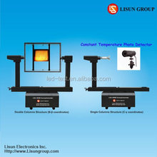 LSG-1800B Rotation Luminaire Goniophotometer can print candela table report for LED Street Luminaries