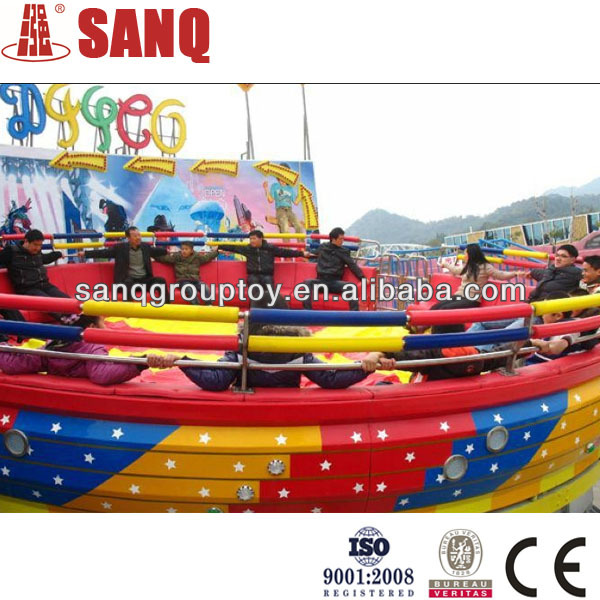 Amusement kids park item interesting electric disco tagada thrill rides for sale