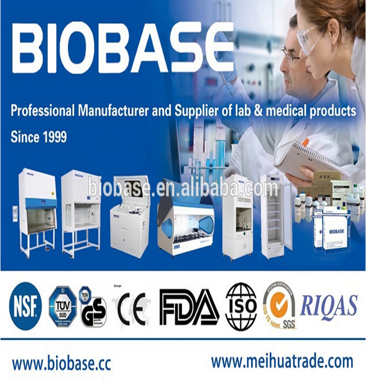 BIOBASE China Specialized Testing Instrument Intelligent Jar Tester/Shock Tester with LCD display