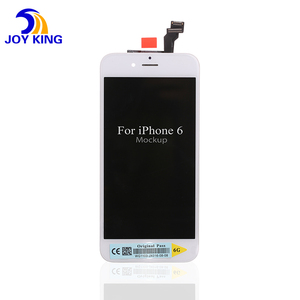 With Original Digitizer Glass No Dead Pixel mobile phone screen magnifier for iPhone 6 lcd assembly