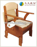 JY-MBY adjustable elderly chair commode seat