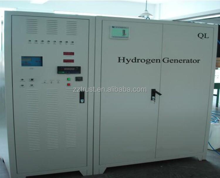 Water Electrolysis High Pure Industrial Hydrogen Generator