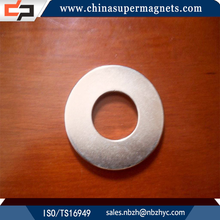 Hot sale Customized Industrial ring custom made neodymium magnets