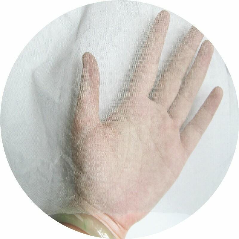 Metallic silver mesh fabric anti-radiation fabric for mosquito net