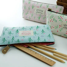 LANGUO new design promotional craft pencil case, pencil bag stationery 2013