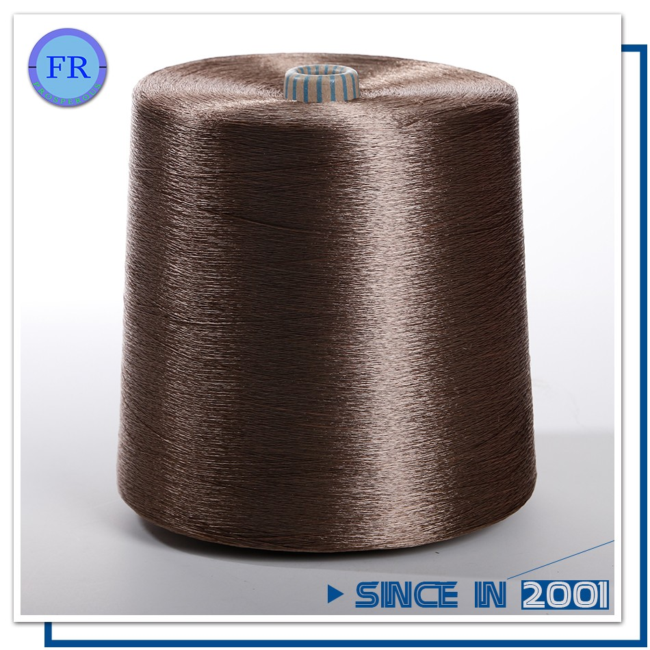 High quality viscose yarn 60/1 glow in the dark embroidery thread