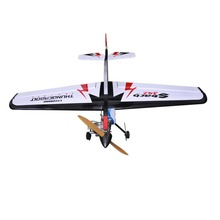 "TOP quality Sbach 342 65"" Profile 20cc gas engine RC aircraft model for gift"