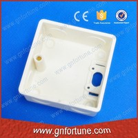Hot Sale 1 Gang Box PVC Cable Connection Box