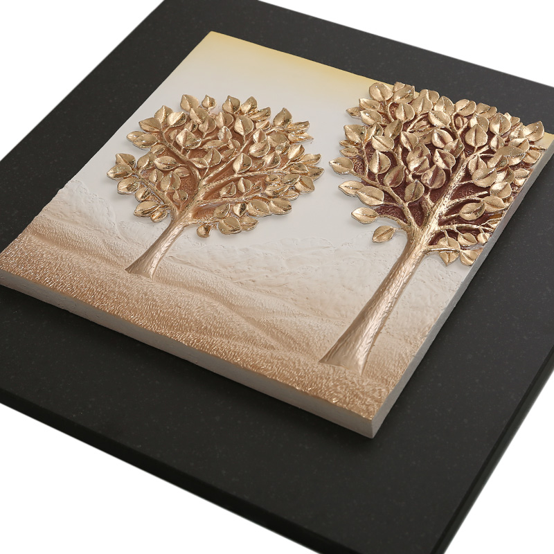 Carving Decorative 3D Boards Relief Wall Art