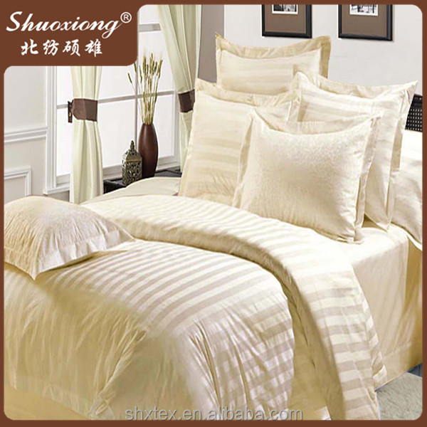 Chinese Wholesale High Quality Hotel Bedding Hotel