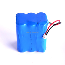 Shenzhen Hailei wholesale mini 12v 18650 battery pack 12 volt lithium ion battery rechargeable battery pack
