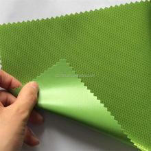 100% polyester oxford cloth triangle Green Jacquard