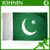 Audit Factory 100% High Quality White and Green Pakistan Flags