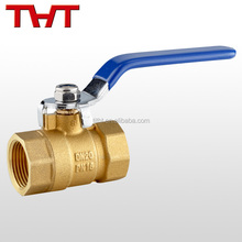 Female brass hight quality forged galvanized brass ball valve