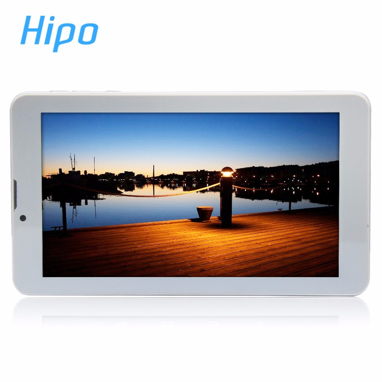 Hipo Low Price 7 inch 3G 4G Lte Phone Call Function Quad Core Sim Voice Calling 7-inch Tablet PC 1gb 16gb