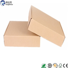 Custom printing new design Logistics kraft Boxes packaging