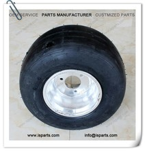 Off road go kart parts tyres and rims 10x4.5-5 for sale