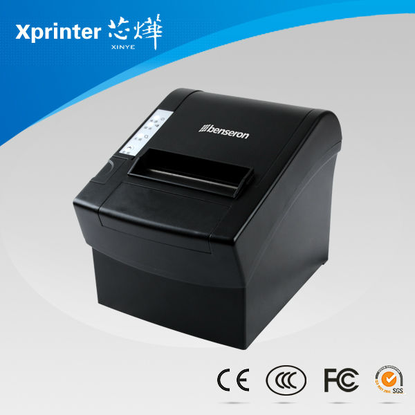 Hot selling 80mm supermarket wifi/wireless POS thermal printer support android &IOS