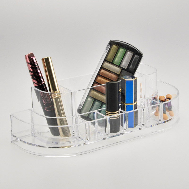 2017 Nice Design Clear Acrylic Lip Gloss Holder