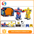 YK0807924 mini rc battle robot fighting robot
