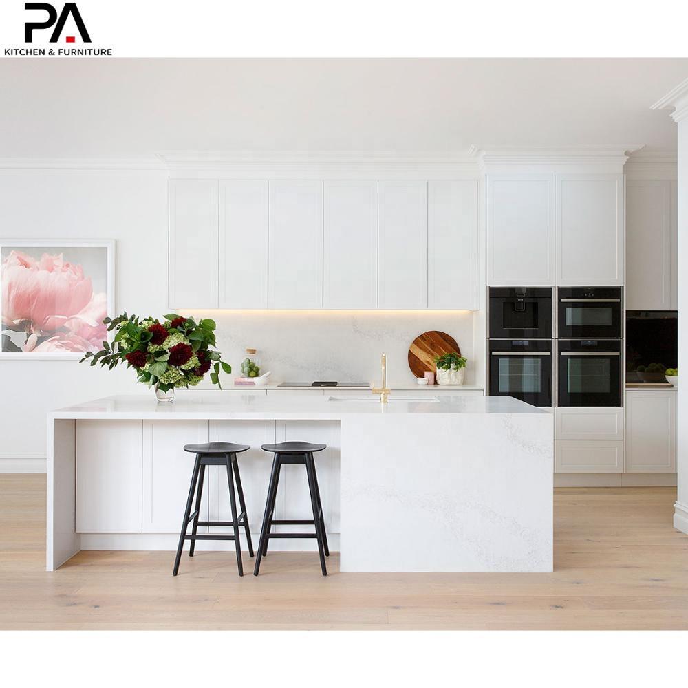 Modern Modular Shaker Style Kitchen Designs Buy Modern Kitchen