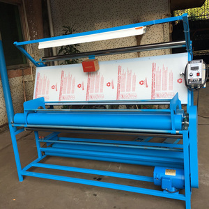 Fabric Inspection And Rolling Machine, Fabric Inspection And Measuring Machine
