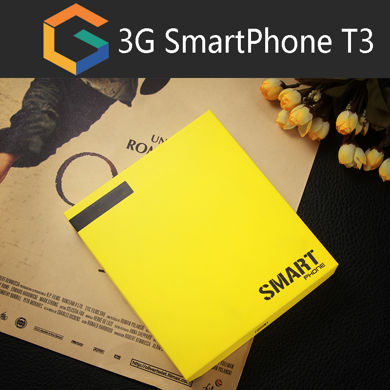 Fingerprint Touch-ID 3G smart phone multi-function HD camera Low price